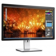 "DELL UltraSharp P2415Q 23.8"" Μαύρος (Μαύρο) 4K Ultra HD Matt"