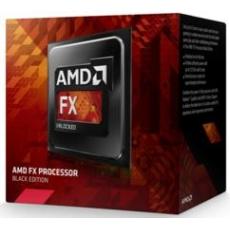 AMD FX 6-Core Black Edition -6350 + Wraith cooler 3.9GHz 6MB L2 Κουτί