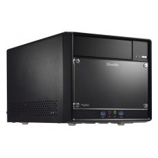 Shuttle SH110R4 Intel H110 Επιφάνεια Εργασίας Μαύρος (Μαύρο) PC/workstation barebone
