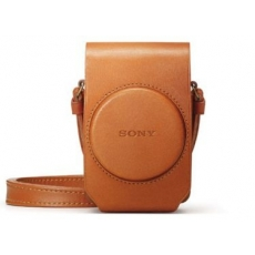 Sony LCS-RXGT Camera bag brown