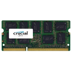 Crucial 8GB DDR3 1600 MT/s CL11 PC3-12800 SODIMM 204pin for Mac