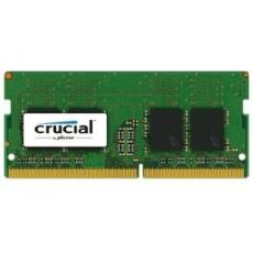 Crucial 8GB Kit DDR4 2400 MT/s 4GBx2 SODIMM 260pin SR x8 unbuff