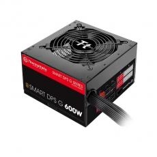Thermaltake SMART DPS G 600W 600W ATX Μαύρος (Μαύρο), Κόκκινο power supply unit