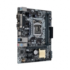 ASUS H110M-D Intel H110 LGA 1151 (Socket H4) Micro ATX motherboard
