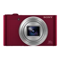 Sony DSC-WX500 red