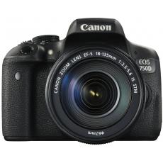 Canon EOS 750D Kit + 18-135 IS STM