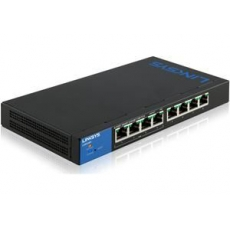 Linksys Smart Switches PoE 8-port            LGS308P-EU