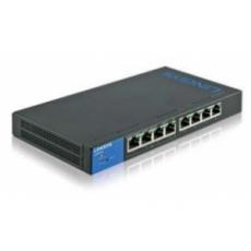 Linksys Smart Switches 8-port                 LGS308-EU