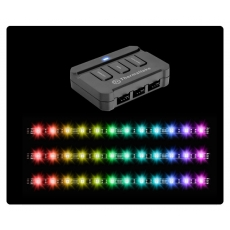 Thermaltake LUMI RGB Color Set 256C RGB Magnetic LED Pack