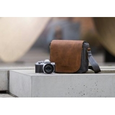 Olympus OM-D Mini Messenger leather