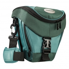 mantona Premium Holster Bag dark green