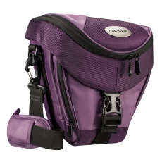 mantona Premium Holster Bag purple