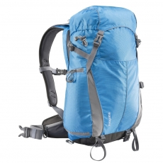 mantona Elements Outdoor Backpack with Bag light blue