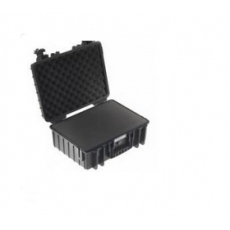 B&W International Type 5000 black incl. Padded Divider