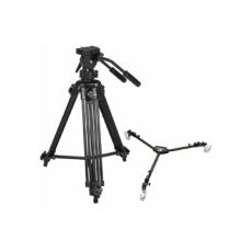 walimex pro EI-9901 Professional Video-Tripod + WT-600