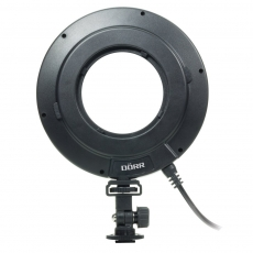 DΓΆrr LED DRL-232 Ring Light with Battery Box