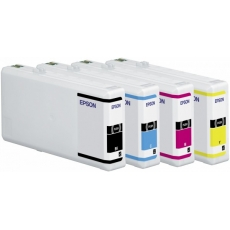 Epson ink cartridge XL cyan T 702 WorkForce Pro       T 7022