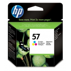 HP C 6657 AE ink cartridge color No. 57