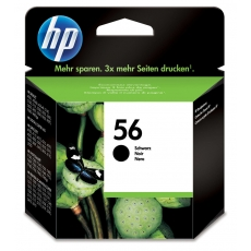 HP C 6656 AE ink cartridge black No. 56