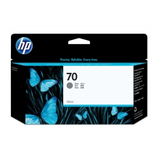 HP C 9450 A ink cartridge grey Vivera               No. 70