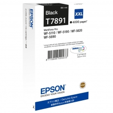Epson DURABrite Ultra Ink XXL ink cartridge black T 7891