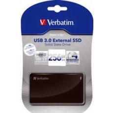 Verbatim Store n Go        256GB External SSD USB 3.0