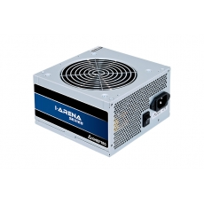 Chieftec GPB-350S 350W PS2 Άργυρος power supply unit