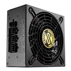 Sharkoon SilentStorm SFX Gold 500W 500W SFX Μαύρος (Μαύρο) power supply unit