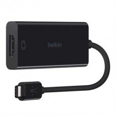 Belkin USB-C to HDMI-Adapter 15cm, black F2CU038btBLK