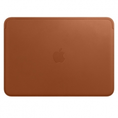 Apple Leather Sleeve 12-inch MacBook Saddle Brown