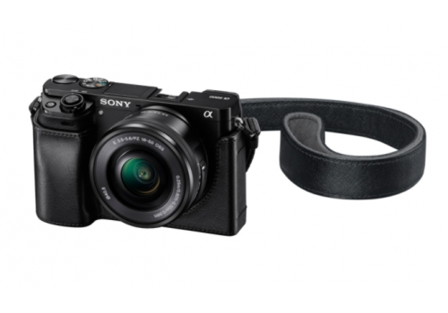 Sony LCS-EBE Camera bag black