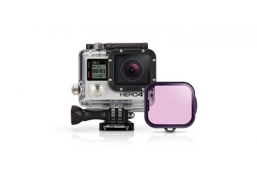 GoPro Magenta Dive Filter for Dive + Wrist Housing