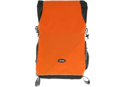 Rollei Traveler Photo Backpack Canyon L Orange